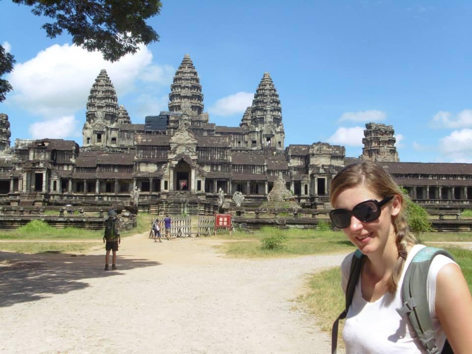 Cambodia - August 2014