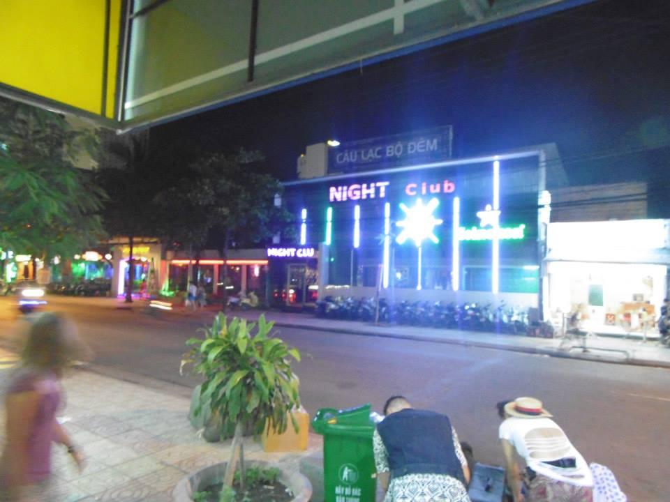 Nightfall in Nha Trang, Vietnam
