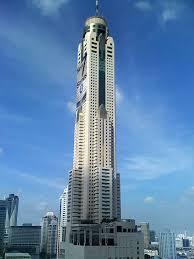The Baiyoke Sky Hotel, Bangkok: Thailand's tallest tower (Image credit: http://www.baiyokehotel.com)