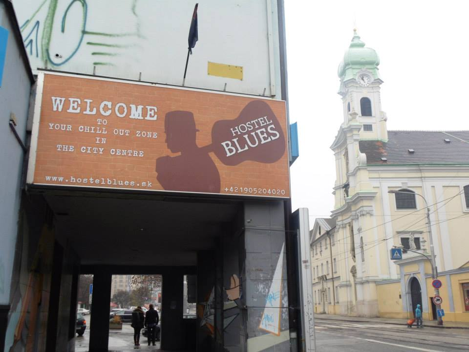 Hostel Blues, Bratislava, Slovakia