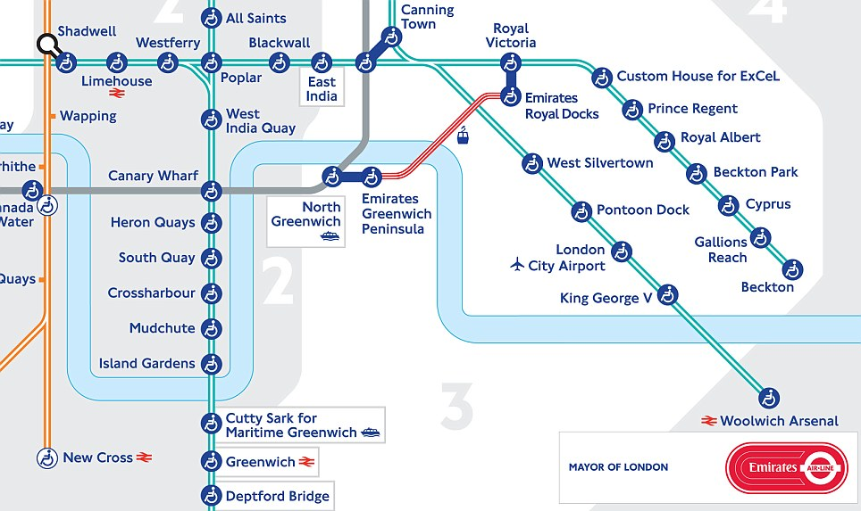 Quad Royal Tube Map (2 tier)-Aug 2011(c)