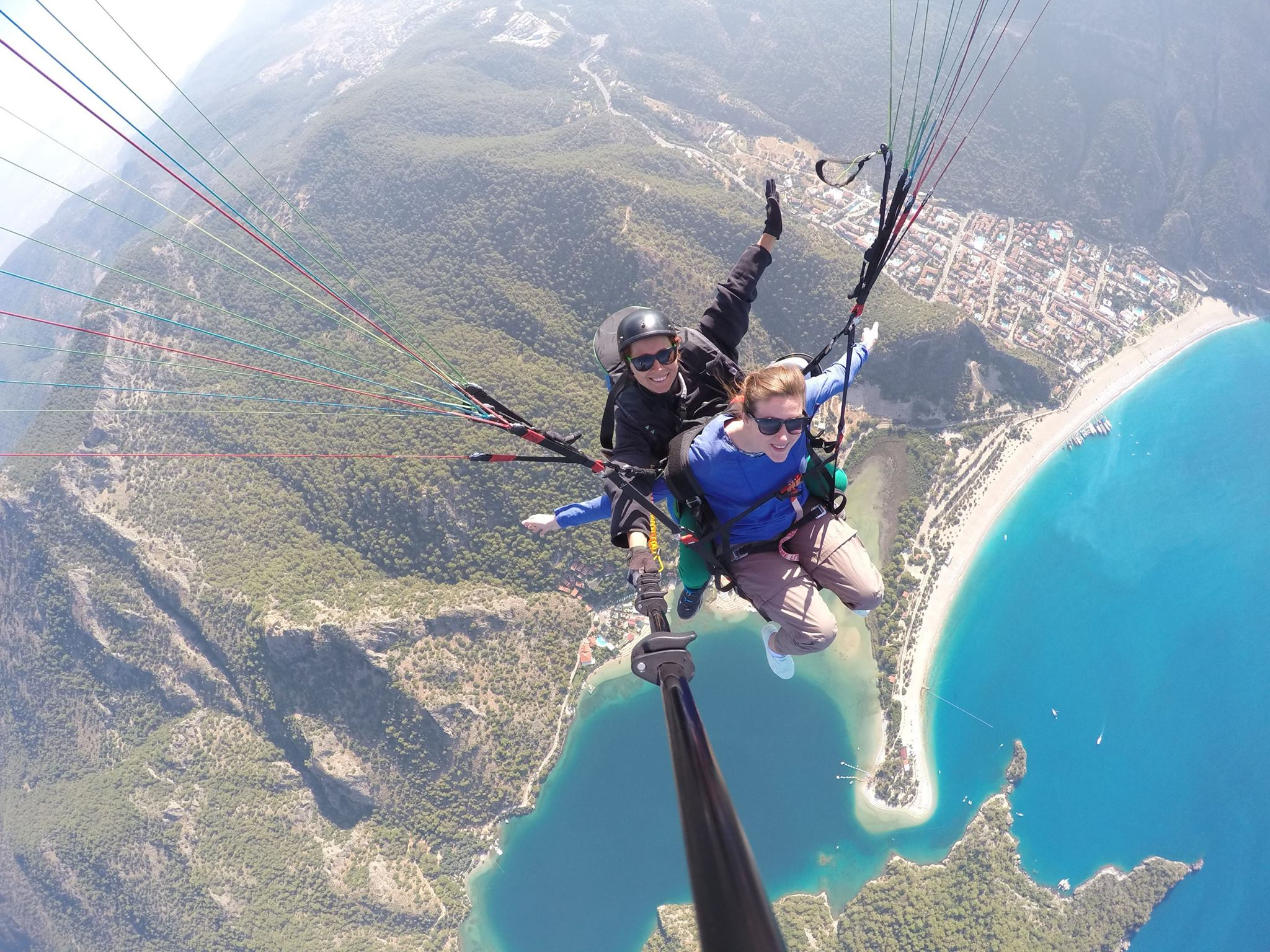 Paragliding in Turkey (June 2015)