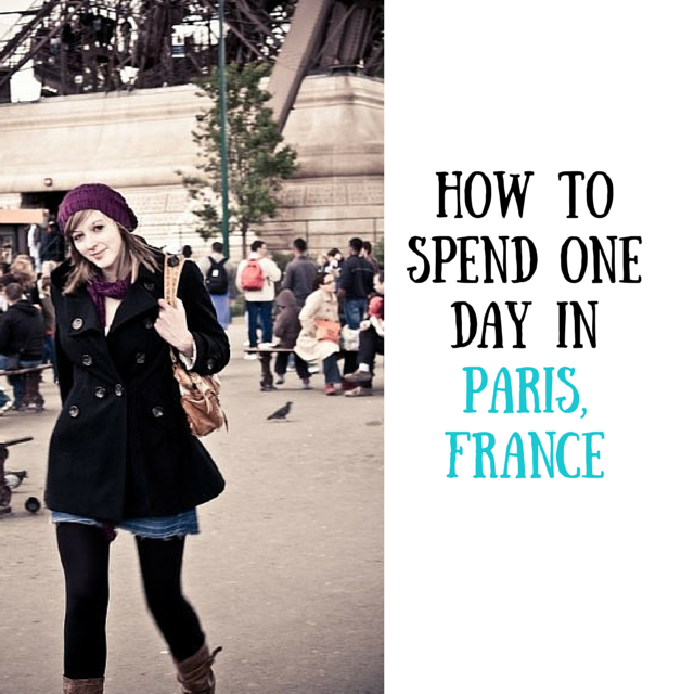 How to spend 1 day in Paris, France-7
