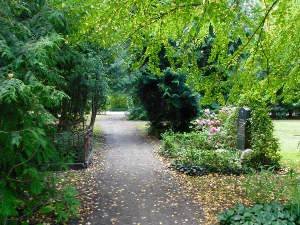 The Assistens cemetery in Copenhagen Denmark: the most beautiful in the World