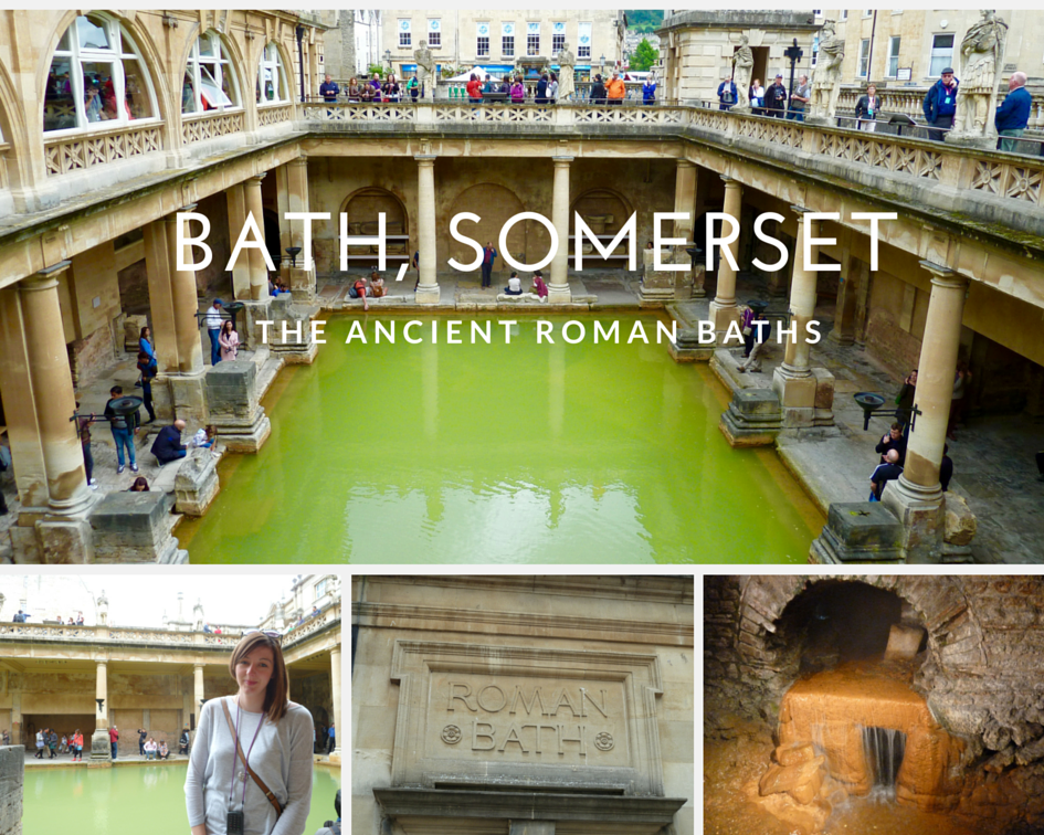 Roman Bath Somerset