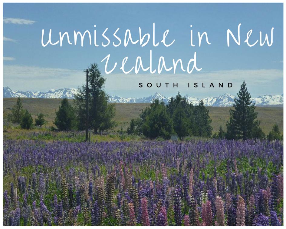 Unmissable in New Zealand