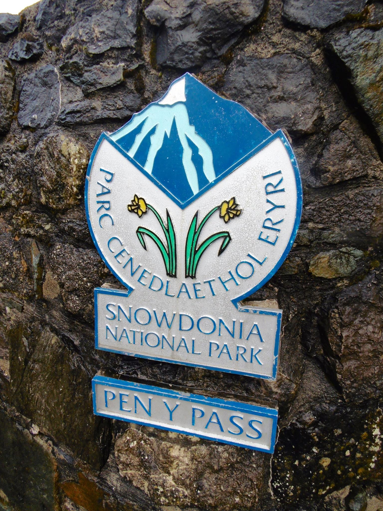 Pen-Y-Pass, where you can access the Pyg track to Snowdon
