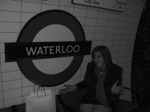 Visiting London for the first time (as an adult) in 2006