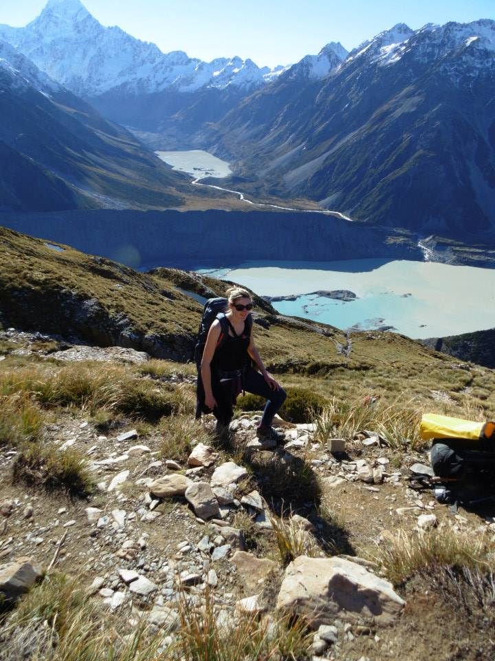 Hiking the Mueller Hut: A New Zealand Must Do - April 2014