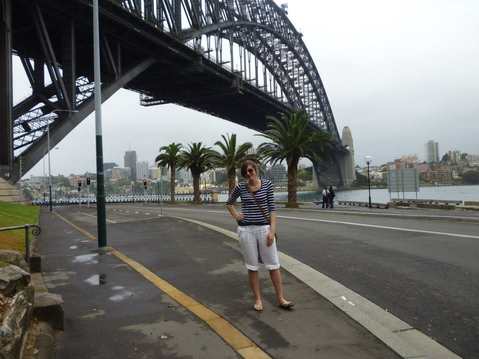 Exploring Sydney, Australia October 2012