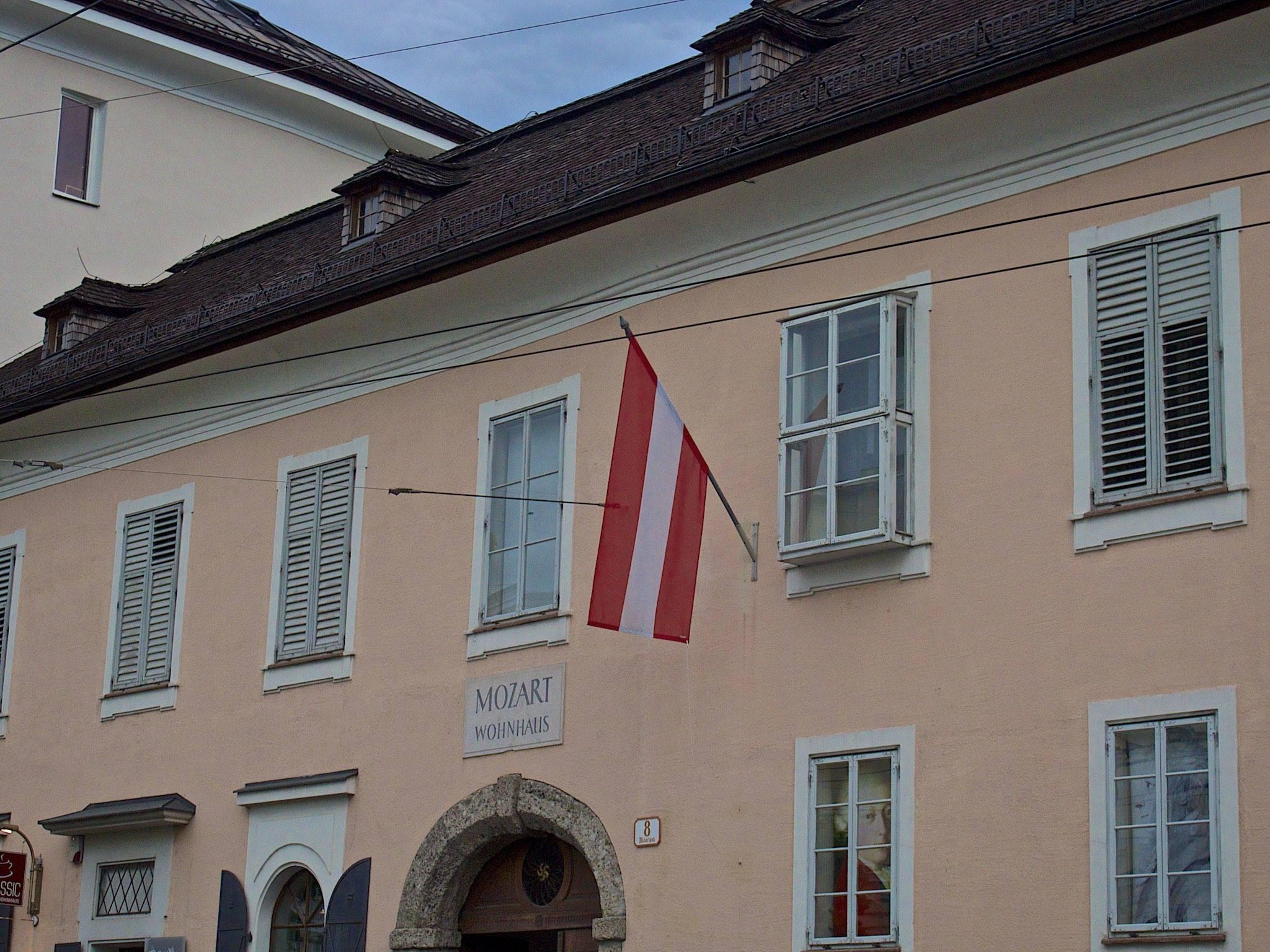 Salzburg, Austria: More than Mozart